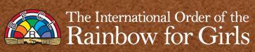 Rainbow for Girls - International Order
