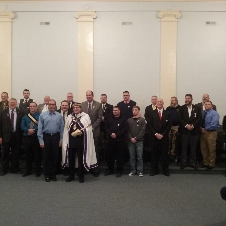 Grand Masters York Rite degree day class
